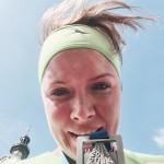 Jak pobiegłam pierwszy półmaraton w tym roku? Głową!