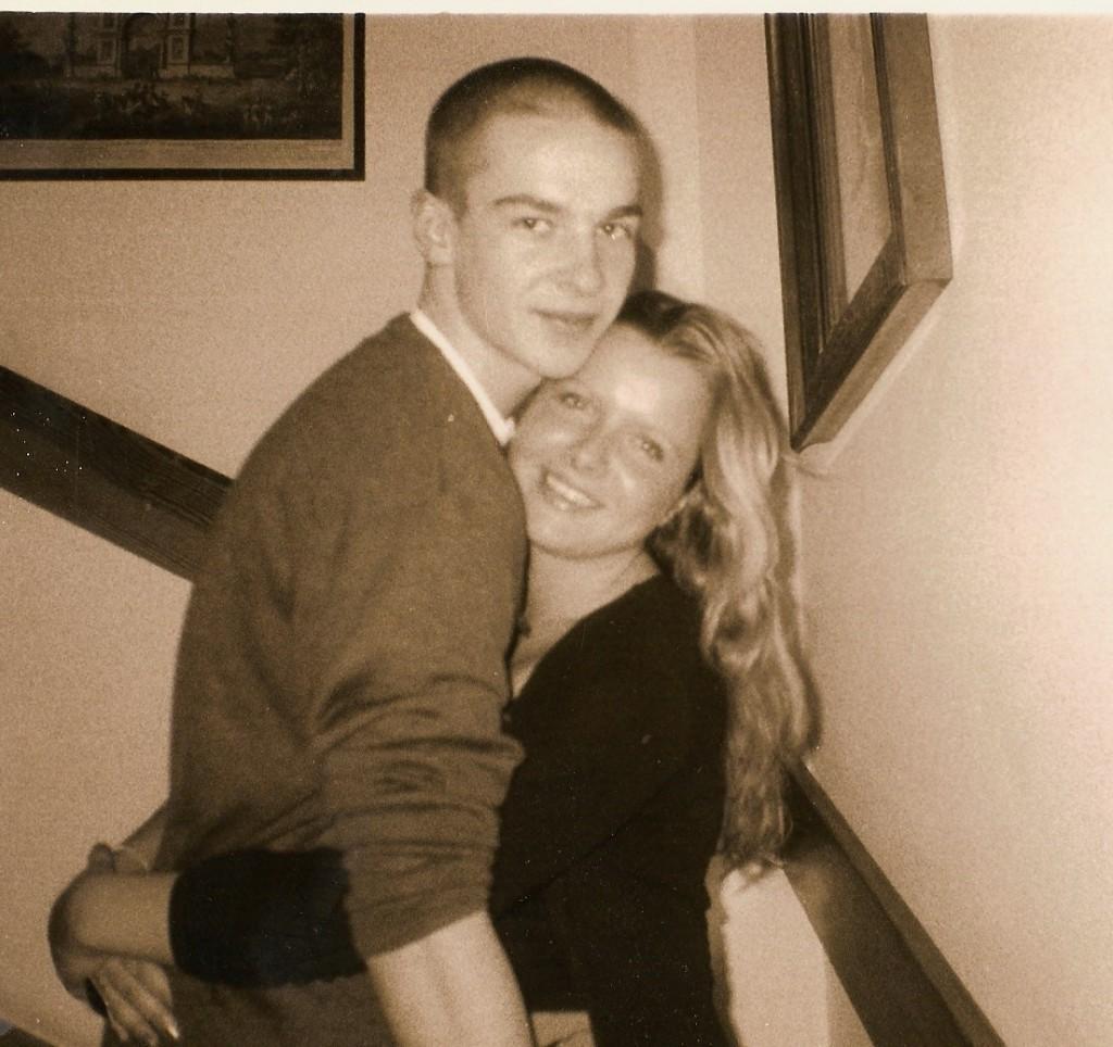 Sylwestrowe przytulanie 1998!!!