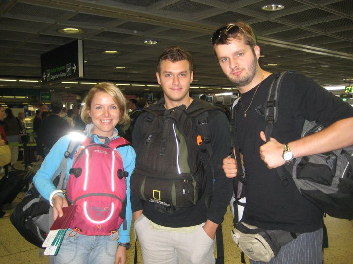 my z plecakami tokioo